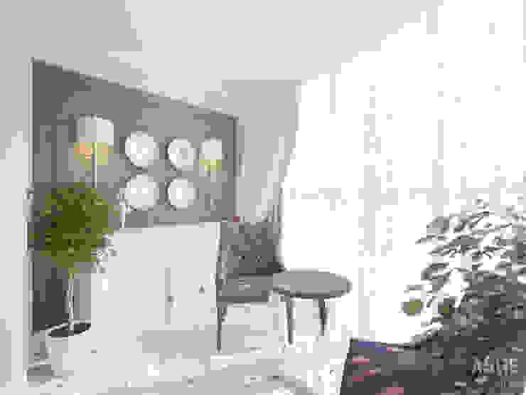 Varandas, alpendres e terraços clássicos por Студия авторского дизайна ASHE Home Clássico