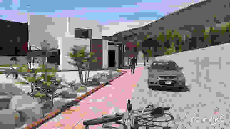 من TOV.ARQ Estudio de Arquitectura y Urbanismo تبسيطي سيراميك