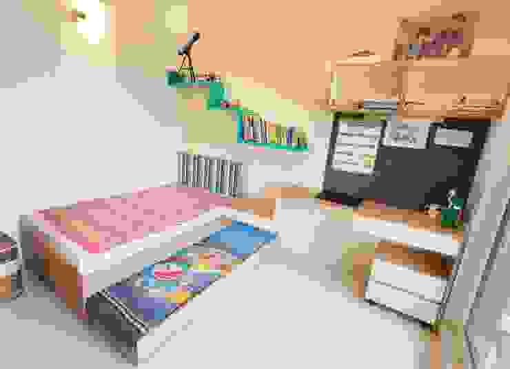 Modern nursery/kids room by homify Modern