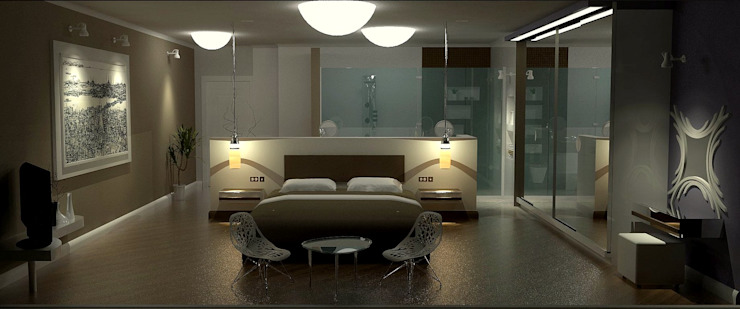 modern  by Mimari 3D Render , Modern