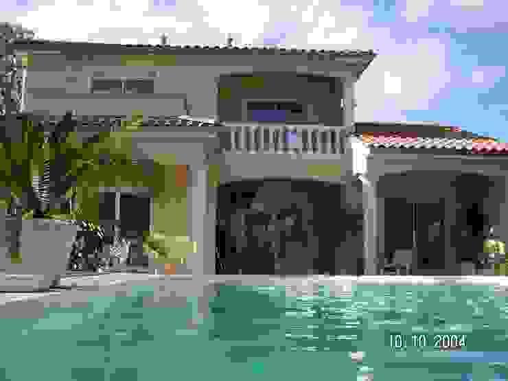 Projet maison avec piscine Lentilly Concept Creation Piscine moderne