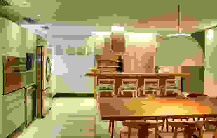 PROJ. ARQ. KARIN MORAES Cozinhas modernas por BRAESCHER FOTOGRAFIA Moderno