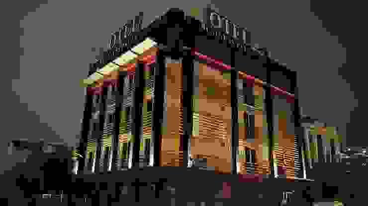 Business Palas Otel / İzmit Modern Evler ADE - Ali Salkım Mimarlık Modern