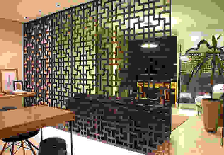 Loja Architetto Ruang Makan Modern