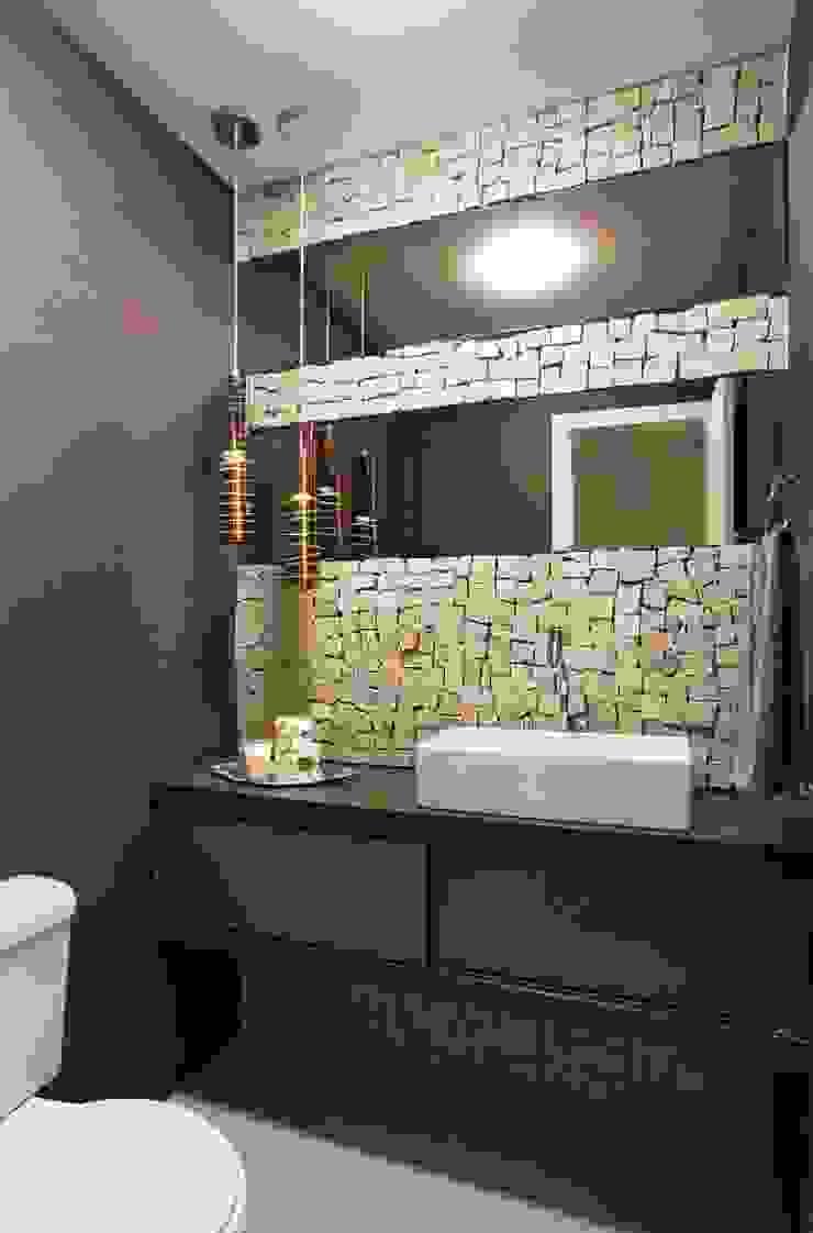 Lavabo por Gislane Lima - Interior Design Moderno Vidro