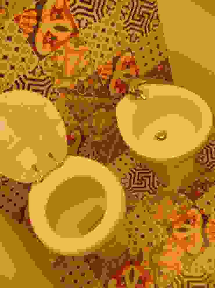 Di Origine Progettuale DOParchitetti Moderne Badezimmer Weiß