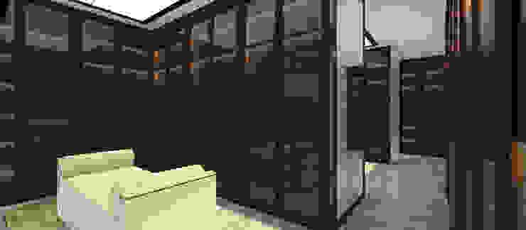 A.U.D EVİ Modern Giyinme Odası Kerim Çarmıklı İç Mimarlık Modern
