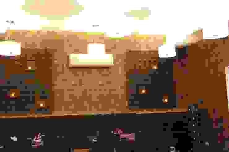 Hotel The Grand Daksh Modern dining room by RUST the design studio Modern
