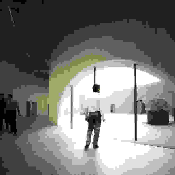Centro Cultural em Bamiyan, Afeganistão. Concurso Internacional The Bamiyan Cultural Center Design Competition Fevereiro 2015 por João Araújo Sousa & Joana Correia Silva Arquitectura