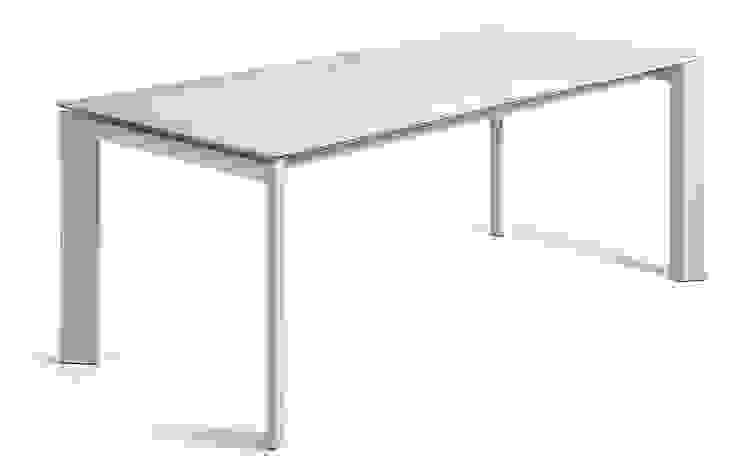 Mesas de refeições extensíveis Extendable dining tables www.intense-mobiliario.com Atta B http://intense-mobiliario.com/product.php?id_product=9391 por Intense mobiliário e interiores; Moderno