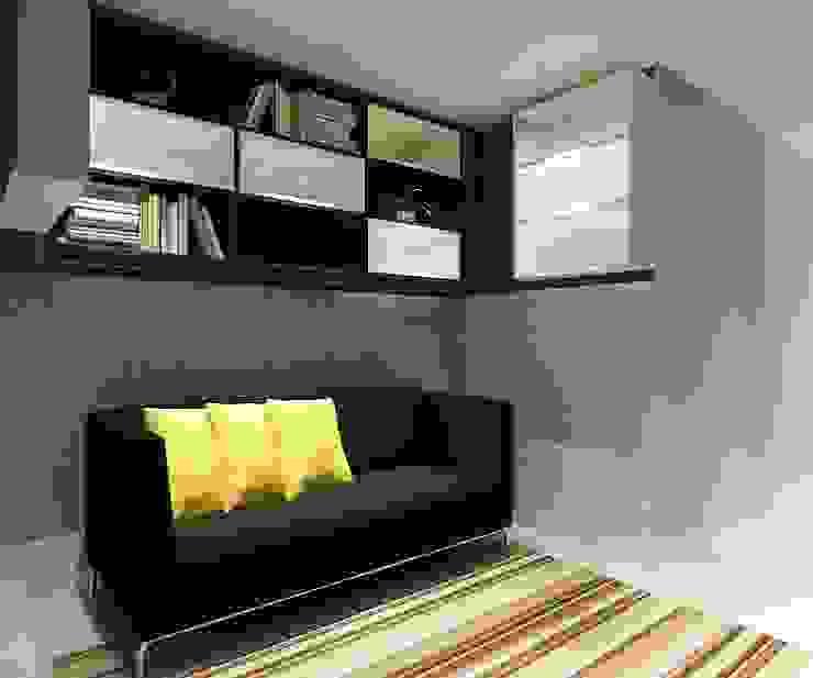 Apartamento (1) em Blumenau – SC – Brasil Quartos modernos por Modulo2 Arquitetos Associados. Moderno MDF
