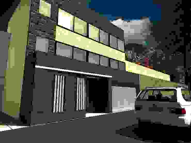 Casa Sanchez Casas modernas de Arquitecto Eduardo Carrasquero Moderno