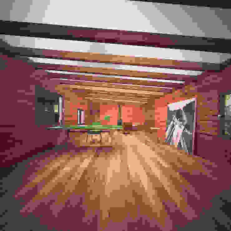 Phantom Studio - The Shed Project 2015 por João Araújo Sousa & Joana Correia Silva Arquitectura