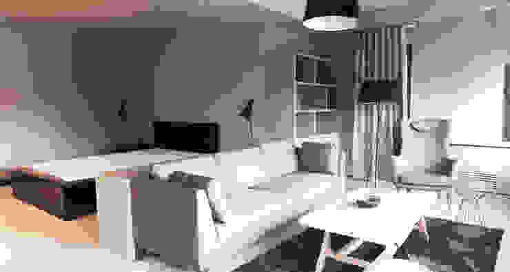 Ebeveyn Yatak Odası Modern Yatak Odası MONOBLOK DESIGN & INTERIORS Modern