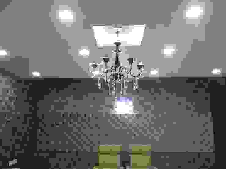 KUNAL REMEDIES: modern  by Studio Interiors Infra Height Pvt Ltd,Modern Textile Amber/Gold