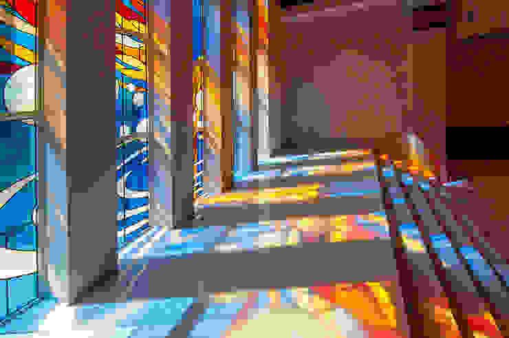豪華な影! オリジナルなイベント会場 の マルグラスデザインスタジオ オリジナル ガラス