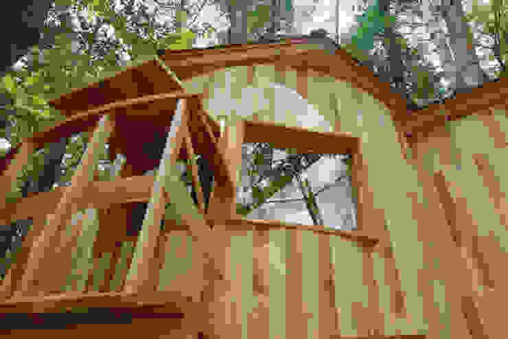 経年変化していく素材感 カントリーデザインの 多目的室 の 株式会社エキップ カントリー 木 木目調