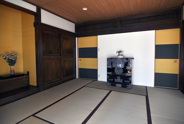 客間(8畳) の (株)独楽蔵 KOMAGURA