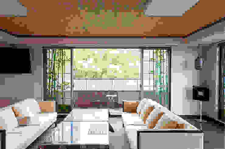 マルグラスデザインスタジオ Living roomAccessories & decoration Kaca Green