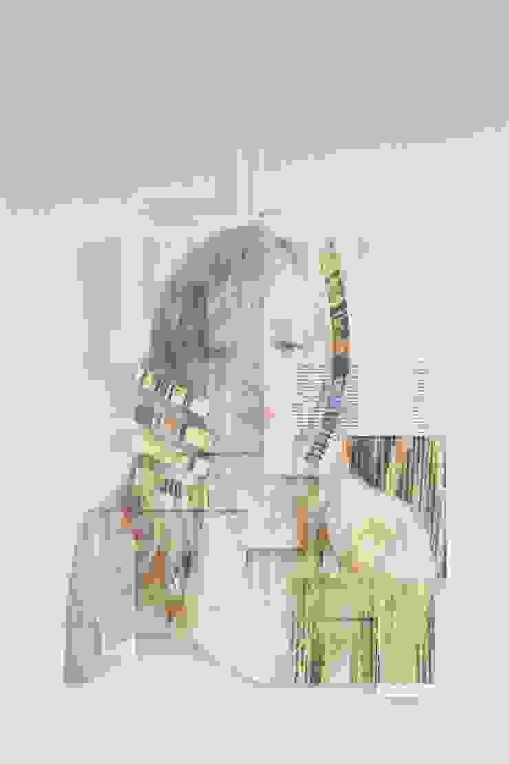 Art.1915695: modern  door KRIS doet kunst, Modern Kunststof