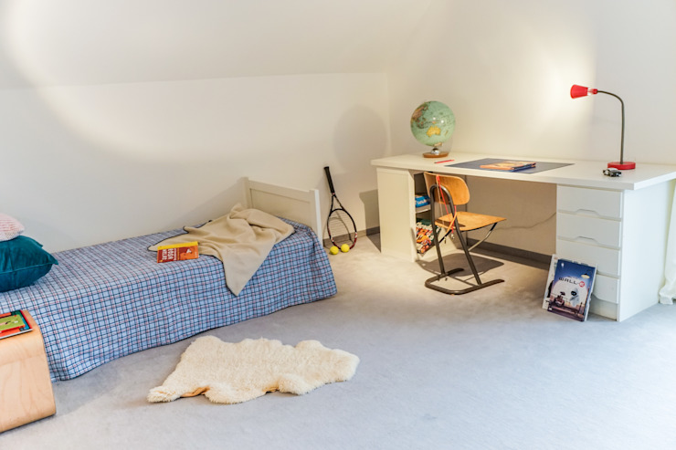 Projekty,  Pokój dziecięcy zaprojektowane przez Home Staging Gabriela Überla, Klasyczny