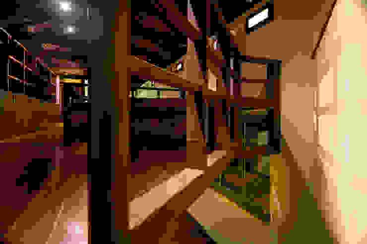 Refurbishment in Teusuillo, Bogotá Modern walls & floors by SDHR Arquitectura Modern Iron/Steel