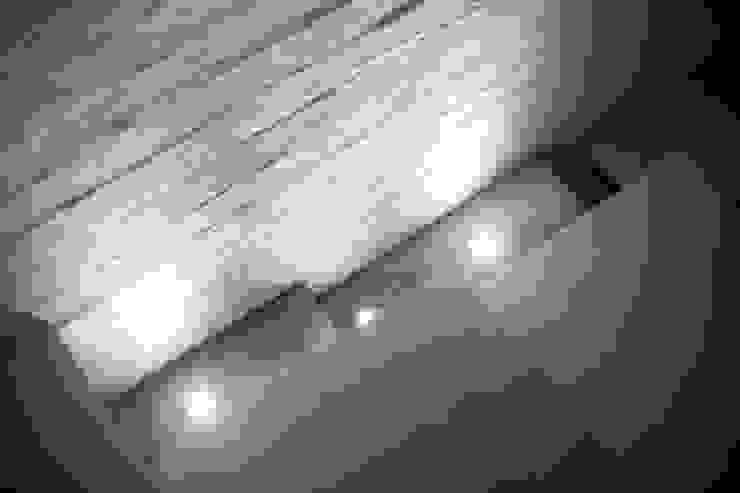 SDHR Arquitectura Modern Garden Sandstone White