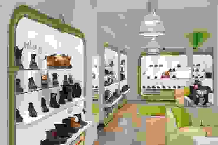 miacasa Spazi commerciali moderni Verde