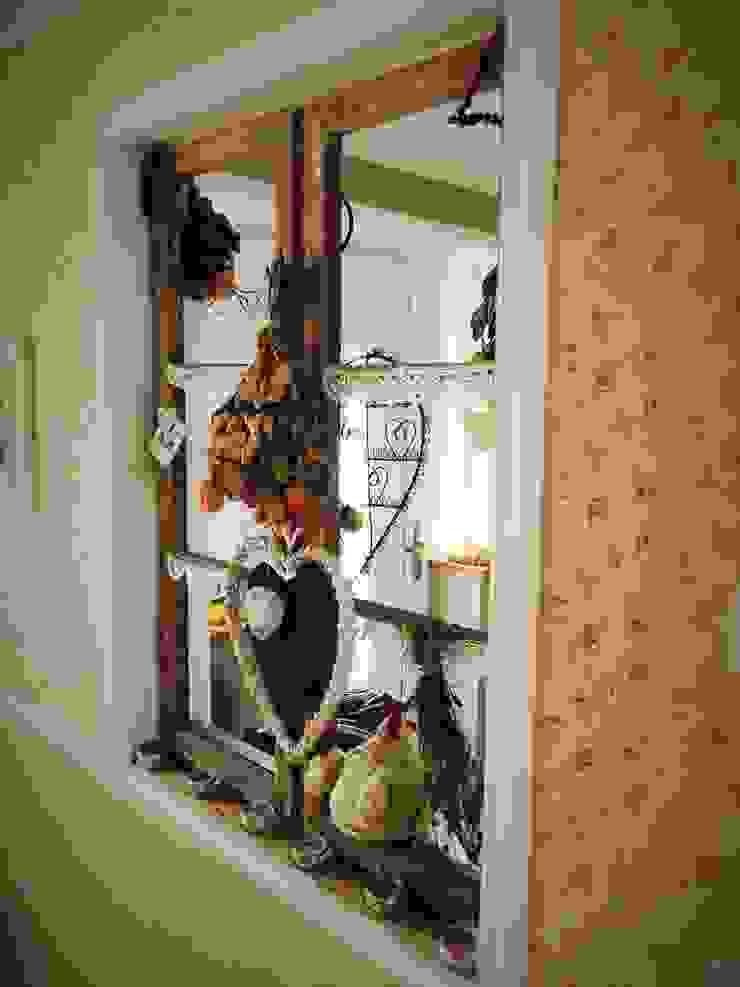 miacasa Country style windows & doors Wood