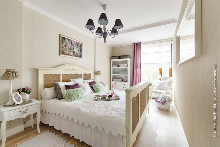 Bedroom by DreamHouse.info.pl, Eclectic
