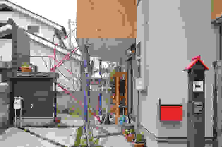 庭と外(そと)階段 の (株)独楽蔵 KOMAGURA