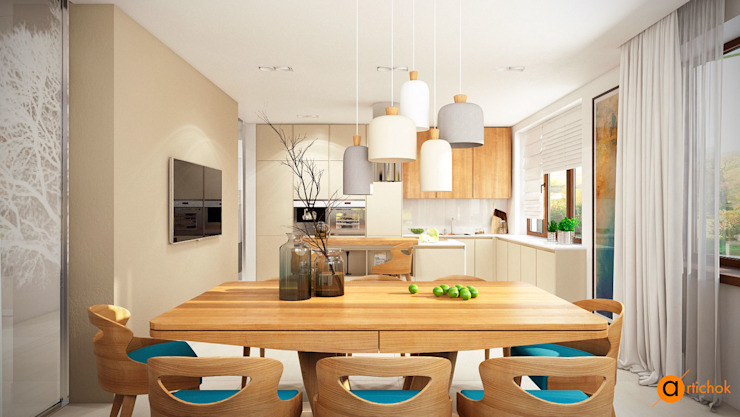 Artichok Design Kitchen White