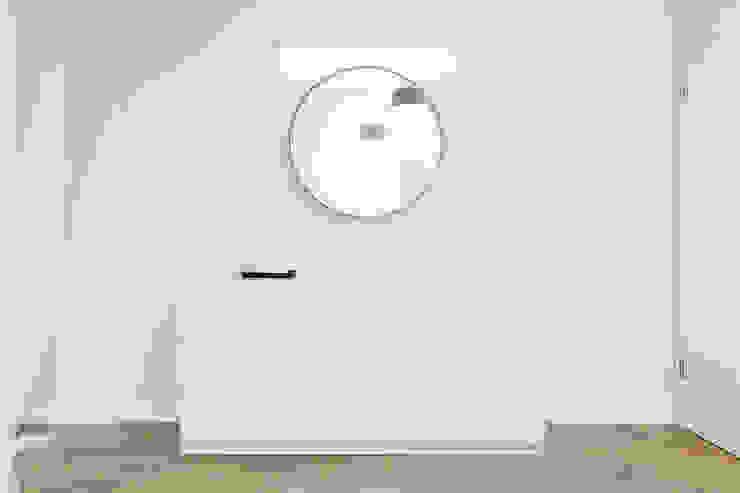 KRJ Skandynawska sypialnia od Och_Ach_Concept Skandynawski