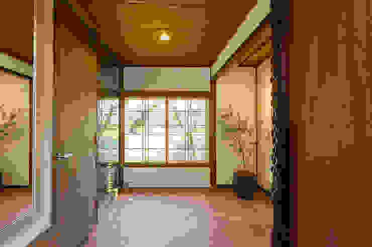 玄関 の 株式会社シーンデザイン建築設計事務所