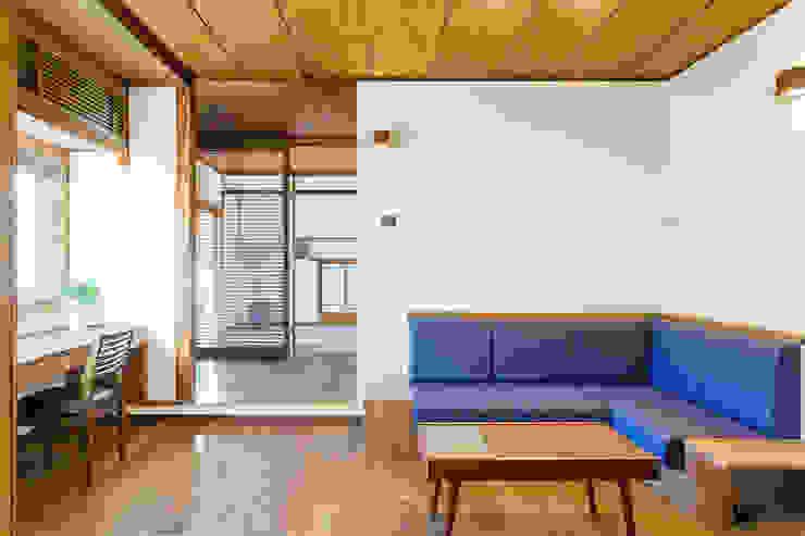 リビング の 株式会社シーンデザイン建築設計事務所