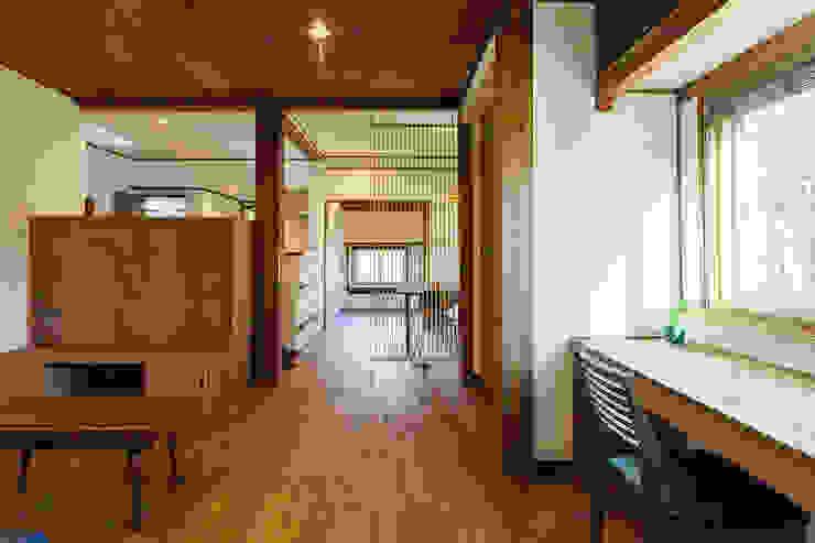 リビング~ダイニング~寝室 の 株式会社シーンデザイン建築設計事務所