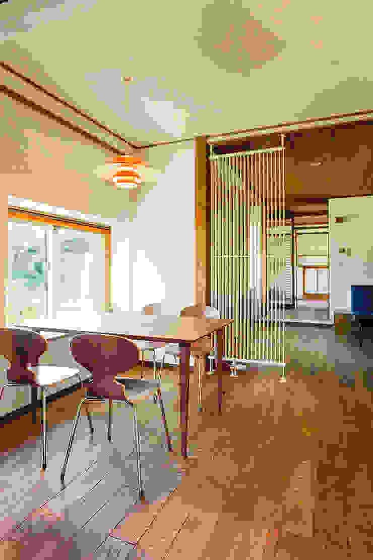 ダイニング~リビング~ の 株式会社シーンデザイン建築設計事務所