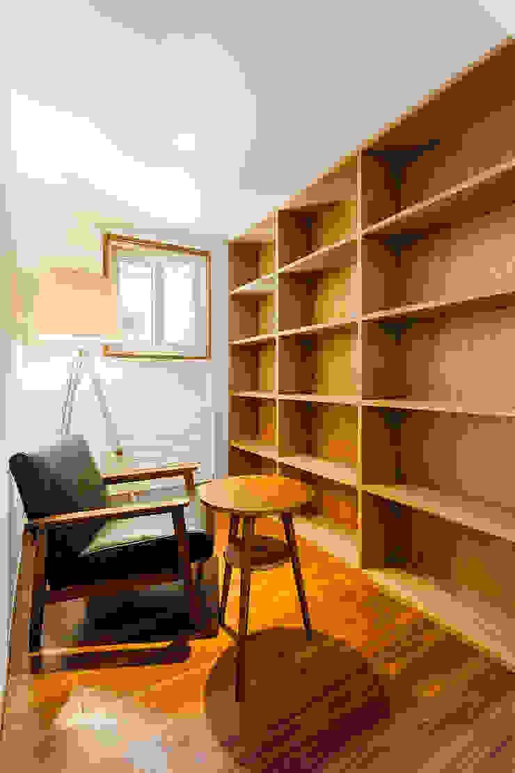 ライブラリー の 株式会社シーンデザイン建築設計事務所