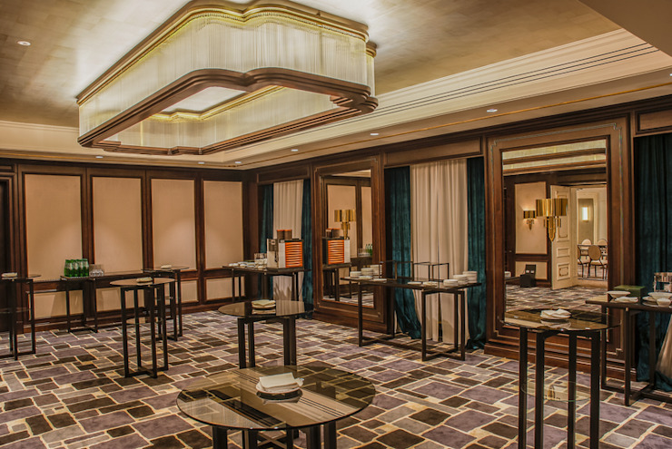 Hotel Bristol, a Luxury Collection Hotel, Warsaw por Ferreira de Sá Eclético