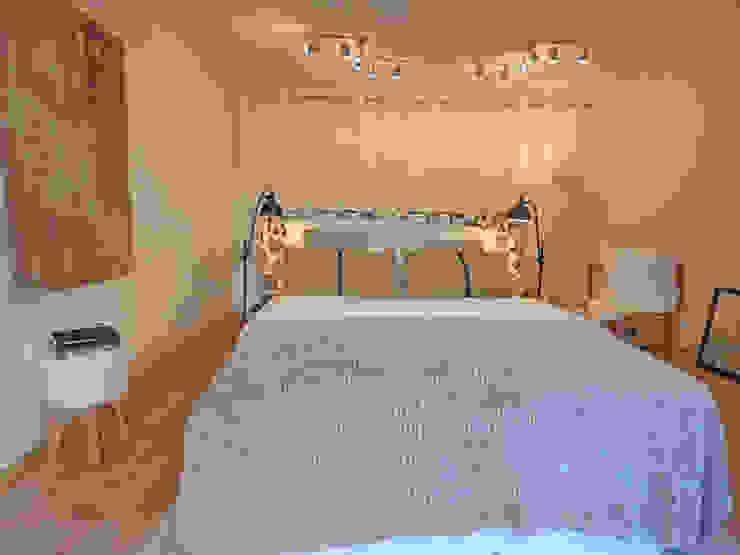 Birgit Hahn Home Staging Scandinavian style bedroom Beige
