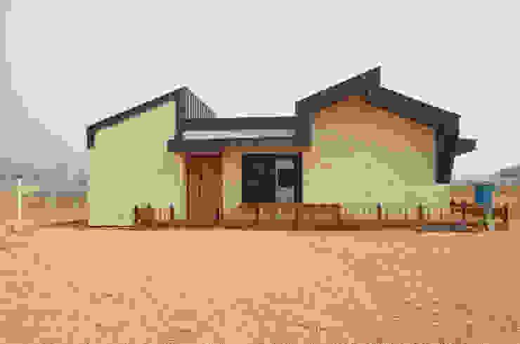 kimpo madang house 김포 두마당 집 모던스타일 주택 by 집스터디 건축 스튜디오_JIP STUDY ARCHITECTS STUDIO 모던