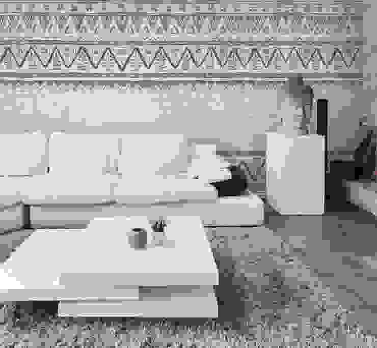 tapety od Smart Decò: styl , w kategorii  zaprojektowany przez Wzorywidze.pl,Eklektyczny