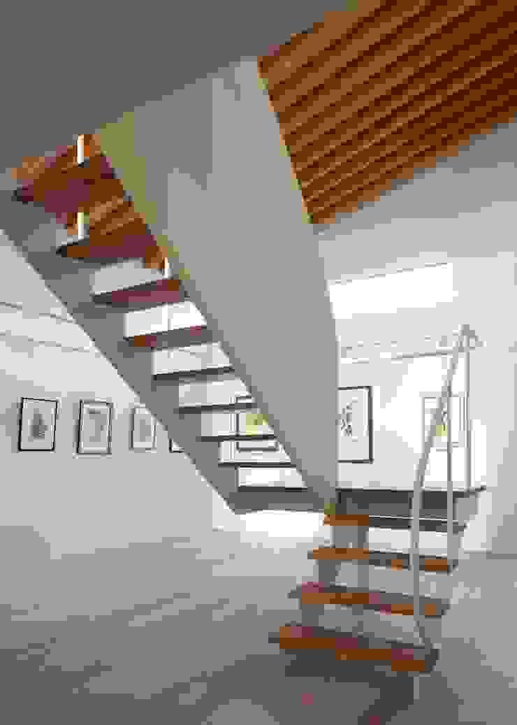 ギャラリースペース オリジナルスタイルの 玄関&廊下&階段 の Unico design一級建築士事務所 オリジナル