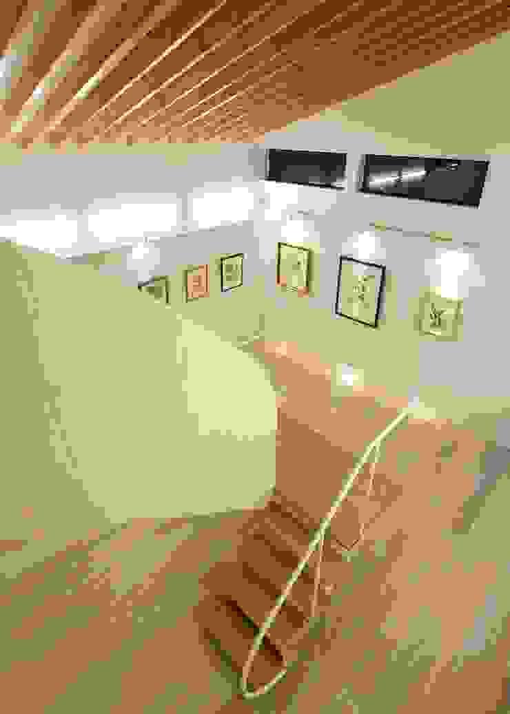 ギャラリースペース オリジナルデザインの 多目的室 の Unico design一級建築士事務所 オリジナル