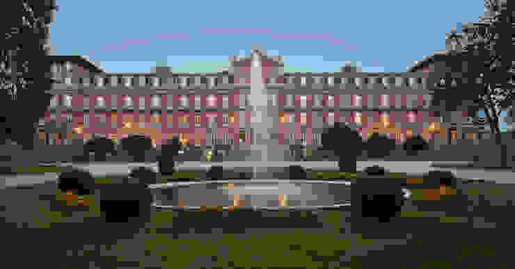 Vidago Palace Hotel Jardins clássicos por Ferreira de Sá Clássico