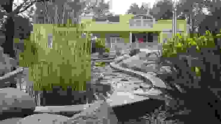 Taman Modern Oleh LAS MARIAS casa & jardin Modern