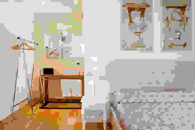residenza b&b Camera da letto moderna di senzanumerocivico Moderno