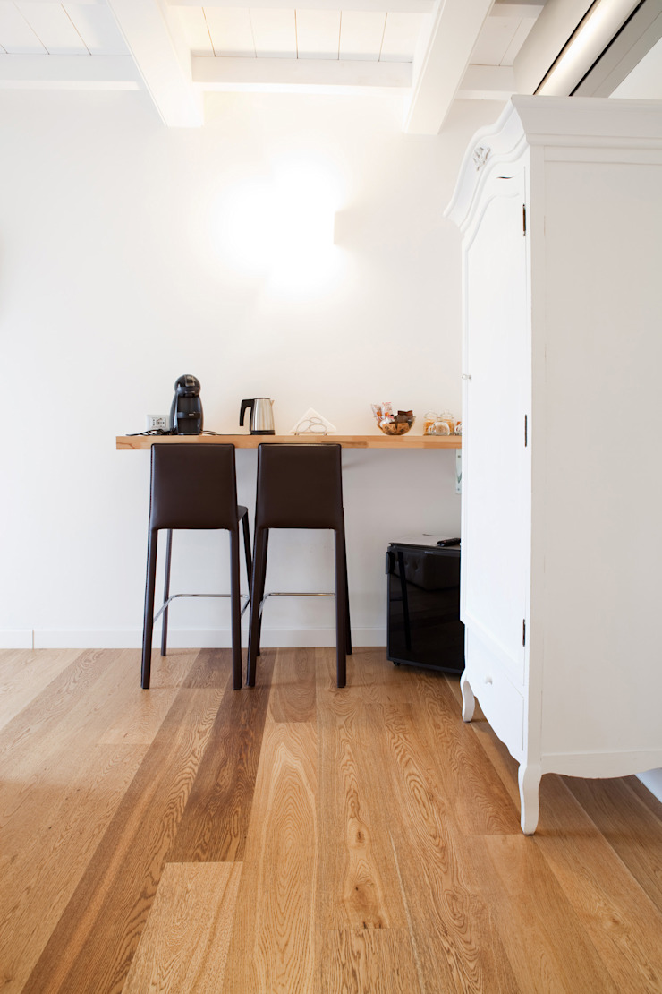 senzanumerocivico Modern Dining Room