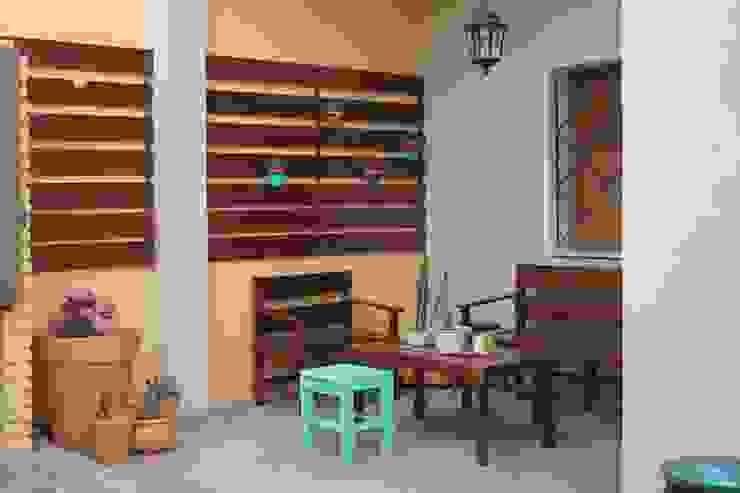 Jardin de style  par LAS MARIAS casa & jardin