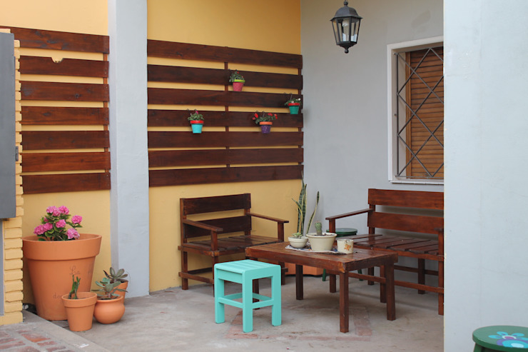 Jardines modernos de LAS MARIAS casa & jardin Moderno